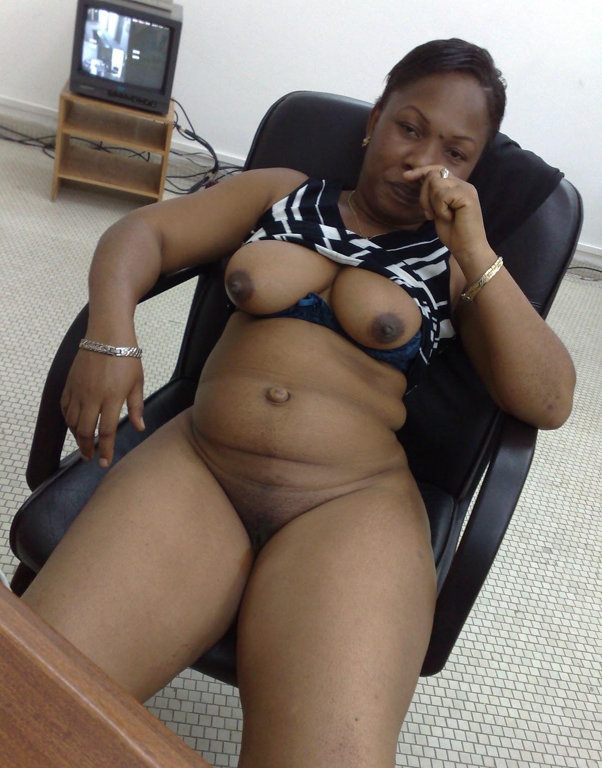 Ghanaian porn